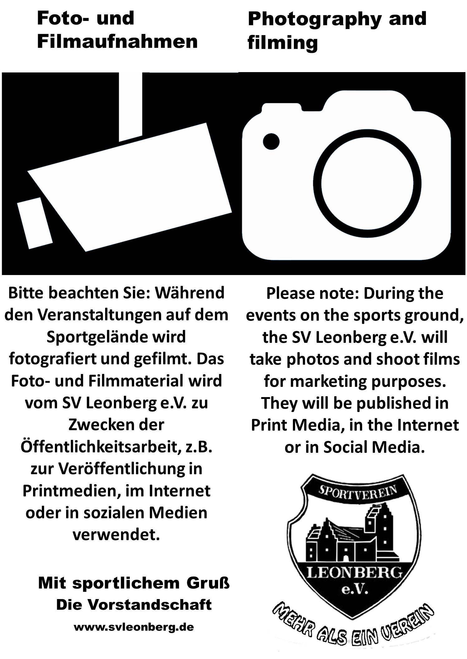 Film-Foto-Hinweis